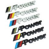 Distintivo su ordinazione del veicolo per il trasporto del metallo, emblema dell'automobile con doppio nastro adesivo
