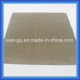 Высокотемпературная упорная ткань волокна базальта