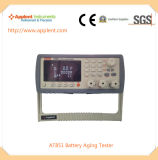 Carica della batteria ed analizzatore di scarico con il Cr di Cp del cv di cc (AT851)