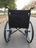 Langlebiges Gut, funktionell. Stahl, manueller Rollstuhl Kbw809f