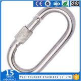 Formulário DIN5299 um gancho da pressão do aço inoxidável do formulário D do formulário C do formulário B