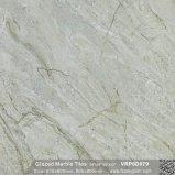Carara Строительные Материалы белого цвета с остеклением полированной плитки пола из фарфора (600x600мм, VRP6D112)