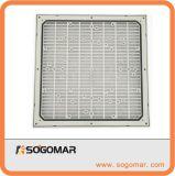 Ventilador de refrigeración ventilación filtro protector del ventilador Spfe9806