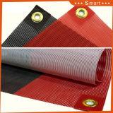 安いカスタムメッシュ生地の物質的な昇進の旗