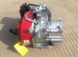 Gx160 5.5HPの発電機の使用のための半分のガソリン機関