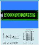 背部ライトのないHtnの文字LCDモジュールStce 16101