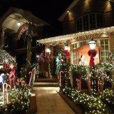 LED das luzes de Natal, 100levou 33FT Mini Luzes String, 120V UL para decoração de interiores e exteriores, pátio e Árvore de Natal, Multi Color