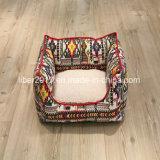 형식 디자인 개 애완 동물 소파 베드를 위한 다채로운 애완 동물 제품 침대