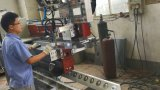 Machine van het Lassen van de Naad van de Cilinder van LPG de Rechte