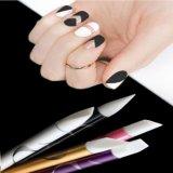Haute qualité utiles Faceshowes Nail Art Pen Vernis à Ongles brosse jetable