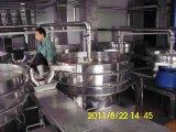 Machine van het Trillende Scherm van het roestvrij staal de Ultrasone voor de Rang van het Voedsel