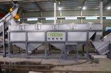 機械をリサイクルするライン/プラスチックジャンボ袋を洗浄するPPによって編まれる袋