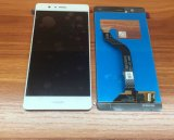 Schermo dell'affissione a cristalli liquidi cellule/del Mobile per lo schermo del telefono di Huawei P9 con il convertitore analogico/digitale di tocco
