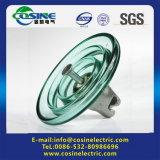 Le verre trempé isolant de la suspension/ANSI 52-3/bille&Socket isolateur de transmission