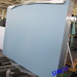 Largement utilisé Frameless Miroir biseauté rectangulaire de l'argent dans un format personnalisé (SMI-RTM001)