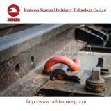 E2009 Rampa Anti-Vandal abrazadera de fijación de ferrocarriles