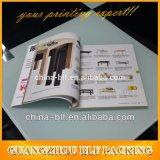 Modèle fait sur commande bon marché de catalogue de papier d'imprimerie