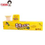 gelatina al gusto di frutta della banana dello spuntino 30g di svago di sapore 7pieces