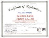 ASTM Pex 알루미늄 Pex 관 지면 난방 장치를 위한 금관 악기 압박 이음쇠