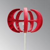 gerador de turbina vertical do vento da linha central 100W