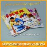 Kundenspezifische PapierPromontional Blättchen-Verteilung für farbenreiches Drucken-Flugblatt (BLF-F040)