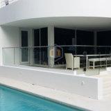 Inferriata di vetro di alluminio della rete fissa domestica personale del balcone
