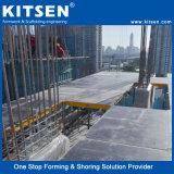 Manuseamento fácil e rápido Kitsen Plytech formas concretas de laje Sistema descofragem