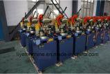 Yj-275s Manual do perfil do tubo de máquinas de corte de serra circular em alumínio