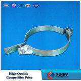 Material de acero del HDG, abrazadera 5~ de poste 7 pulgadas