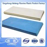 Plastic Blad van het Blad van het Blad van de Weerstand van de slijtage het Nylon PA6 met Witte Blauwe Kleur