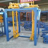 自動煉瓦機械はカラーによって舗装された連結のブロック機械価格を使用した