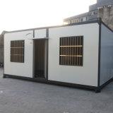 Prefabricated 가벼운 강철 구조물 콘테이너 집