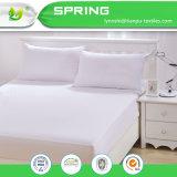 Comercio al por mayor de bambú impermeable Inicio Hotel el protector de colchón equipado Funda de colchón