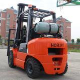 Руки LPG 3 тонн Noelift грузоподъемник LPG brandnew ручной для сбывания с сдвигателем двигателя и стороны Nissan K25