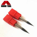 Высокая точность дешевые цены хорошего качества HRC60 Micro карбида вольфрама конечных продуктов