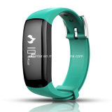 Le compte des calories d'alarme Bluetooth Bracelet Bracelet Tracker de conditionnement physique de l'horloge Smart