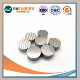 Les barres de plaques de carbure de tungstène de bandes
