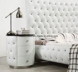 غرفة نوم أثاث لازم حديث بيتيّة جلد سرير
