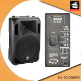 15 дюймов 350W цифров AMP Bluetooth EQ для диктора PS-3015DEPD PA Active iPod пластичного