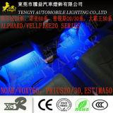 Светодиодный индикатор Car Auto ножной внутренний интерьер индикатор для Toyota Estima 50 Ноя/Voxy 60 Alphard/Vellfire20/Prius 20/30 серии