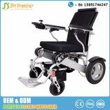 Cadeira de rodas elétrica da dobradura sem escova de pouco peso portátil com FDA