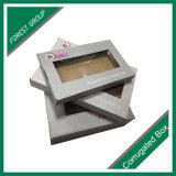 Freier Belüftung-Kasten-Papierkasten mit Belüftung-Fenstermatt-Laminierung-freier Probe