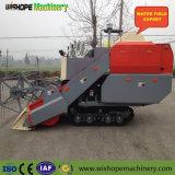 小さい米タンクが付いているWishope 4lz-1.2のコンバイン収穫機