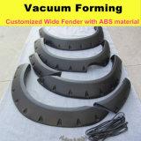 Guardabarros ancho personalizado de formación de vacío de reflejos con material ABS