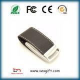 Disco de destello del USB del USB del mecanismo impulsor de encargo de la pluma con el grabado del laser