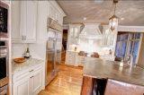 Armário de cozinha / armário de cozinha em madeira maciça