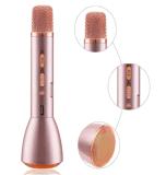 K088 마술 Karaoke 마이크 Bluetooth 스피커를 가진 휴대용 무선 Bluetooth 마이크
