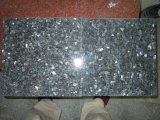 Голубая верхняя часть тщеты Countertop плиток слябов гранита перлы