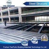 Индивидуального проектирования сборных легких стальных структуры здания стали структуры склада