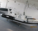 Liya 19FT China preiswerter Belüftung-aufblasbarer Boots-Rippen-Boots-Hersteller